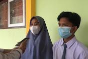 Mulyadi, S.Pd Resmi Lantik Pengurus OSIS SMA N 3 Tebo Masa Bakti 2020/2021