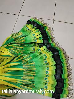 Jasa Pembuatan Tali ID Card Murah Di Jakarta