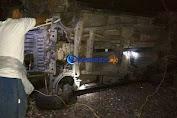 Sebuah Minibus Alami Kecelakaan di Tanjakan Jonih Caringin, 1 Orang Meninggal