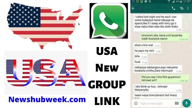 Join 1001+ USA Whatsapp group link 2020