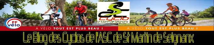 Le blog de l'ASC Cyclo