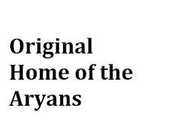 Original Home of the Aryans