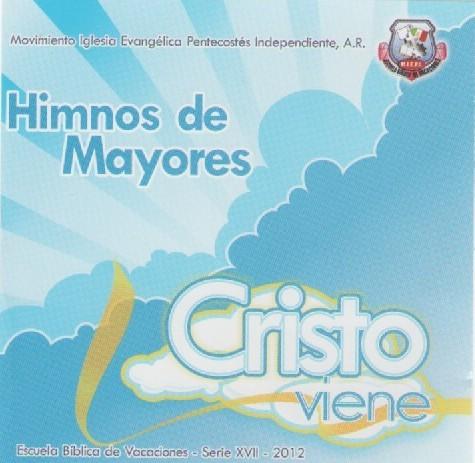 EBV MIEPI-Cristo Viene-Himnos Para Mayores-Serie XVII-