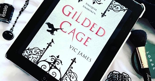 Gilded Cage By: Vic James ARC Review