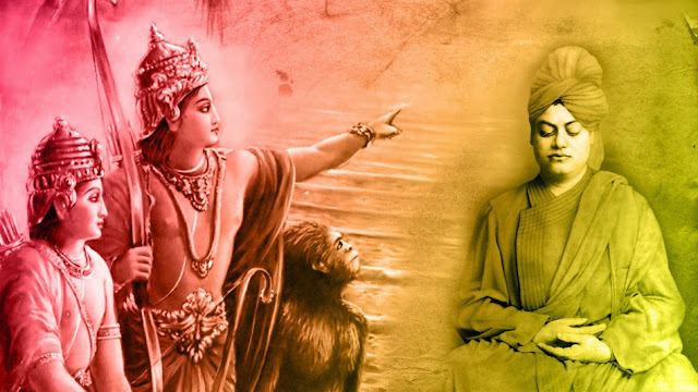 Lord Sri Ram sends food for Swami Vivekananda, a true story - Turnspiritual.in, Turn Spiritual