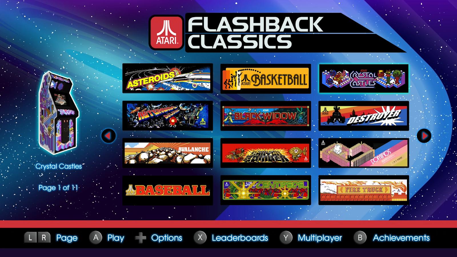 The Edge: Atari Flashback Classics (Nintendo Switch)