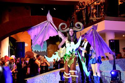 Dragon Con Night at Georgia Aquarium 2016