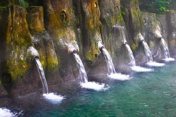 Taman Wisata Air Panas Guci Tegal