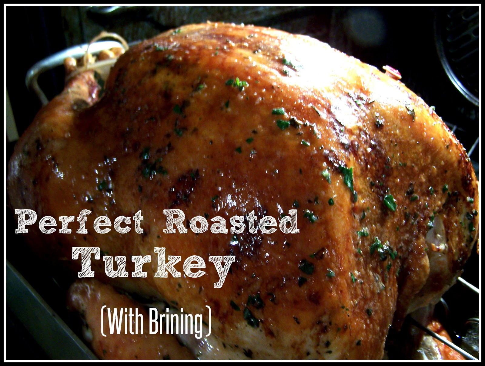 Brining A Turkey To Room Temperature Before Cooking