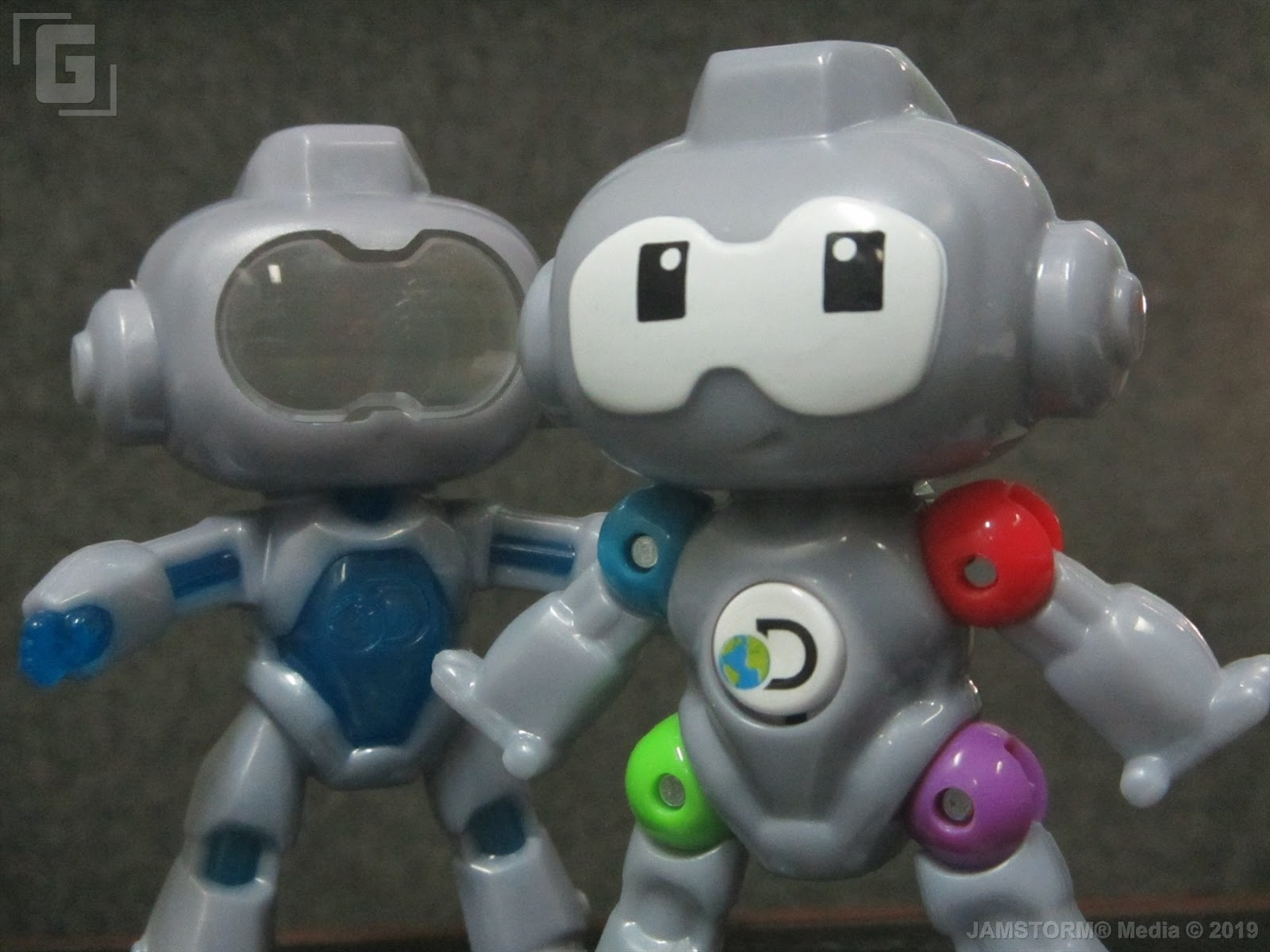 GeekMatic!: Happy Meal 2019 | Discovery #Mindblown Bots