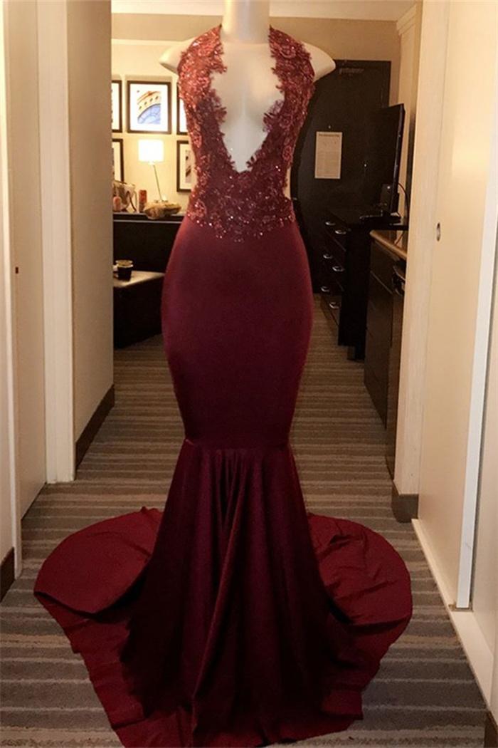 https://www.27dress.com/p/sexy-mermaid-lace-appliques-burgundy-prom-dresses-109937.html