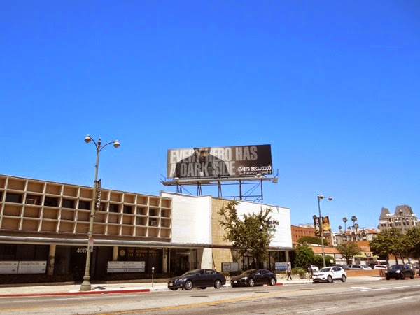 Gang Related series launch billboard