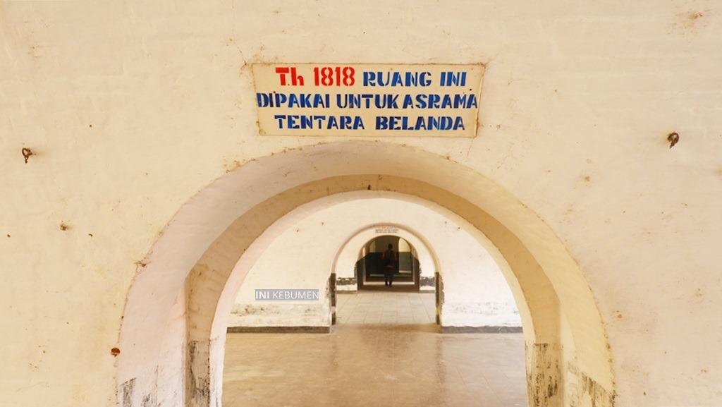 Nama Aslinya Fort Cochius, Benteng Van Der Wijck Bukan Dibangun 1818