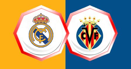 مشاهدة مباراة ريال مدريد وفياريال بث مباشر كورة جول