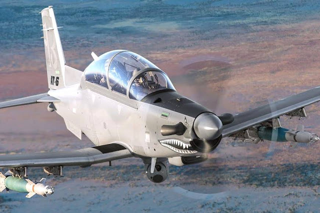 Colombia A-37 replacement light attack