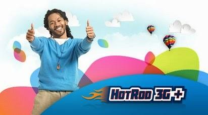 Cara Cek Sisa Kuota Internet XL Paket HotRod 3G+,