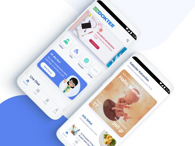 5 Aplikasi Kesehatan Terbaik dan Terlengkap Di Indonesia