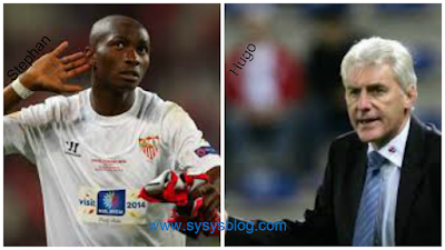 reasons for stephan mbia's absence