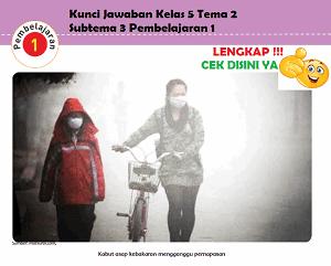Kunci Jawaban Kelas 5 Tema 2 Subtema 3 Pembelajaran 1 www.simplenews.me