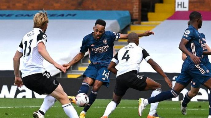 Fulham vs Arsenal 0–3 Highlights