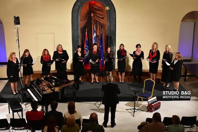 """""""ΣΥΜΦΩΝΙΑ"""" με """"TAMPERAMENTO"""" σε Χριστουγεννιάτικη συναυλία σήμερα στο Ναύπλιο"""