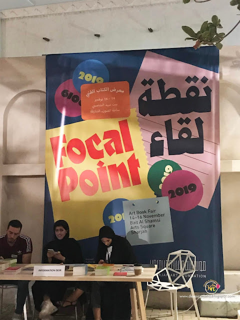 Focal Point 2019 - HuesnShades