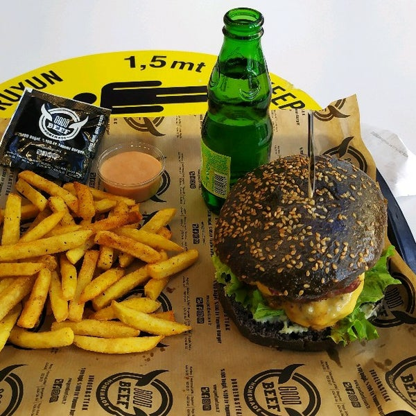 good beef homemade burger antares keçiören ankara hamburger sipariş