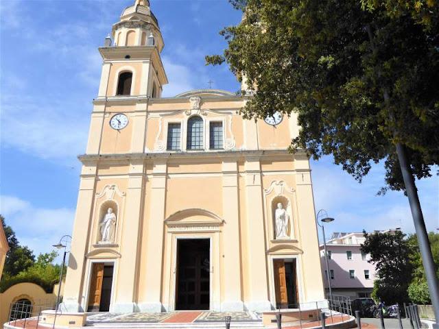 Chiesa dei Santi Nazario e Celso Arenzano