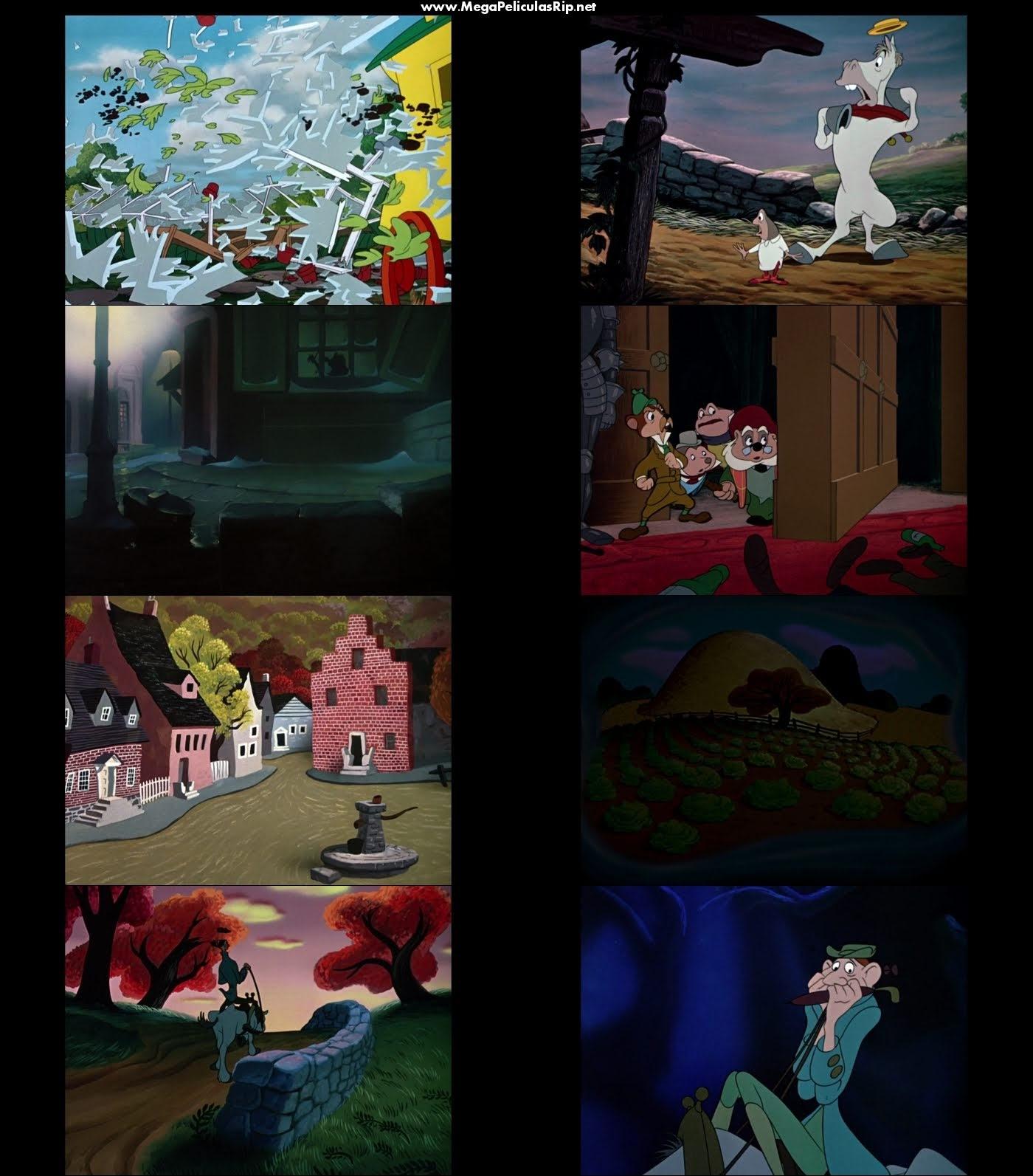La Leyenda De Sleepy Hollow Y El Señor Sapo 1080p Latino