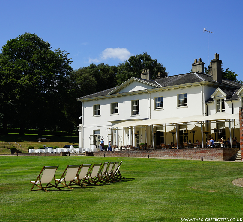 Kesgrave Hall Hotel in Suffolk