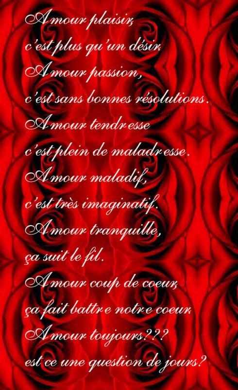 citations et panneaux facebook partager panneau po me sur l 39 amour passion. Black Bedroom Furniture Sets. Home Design Ideas