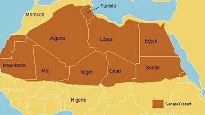 Η έρημος Σαχάρα μεγαλώνει