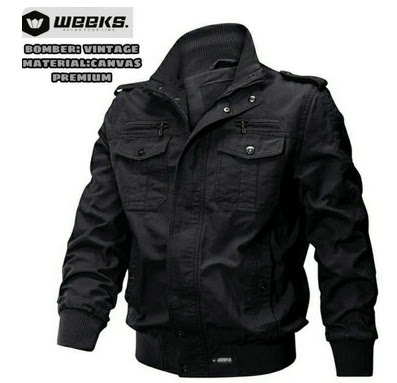 Beberapa Jenis Outfit Jaket Bomber