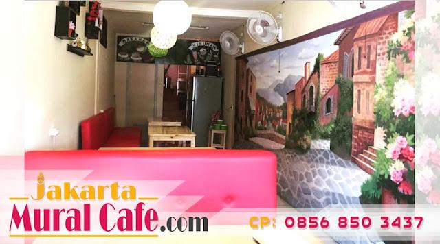 Juni 2017 mural cafe bandung mural cafe hitam putih for Mural untuk cafe