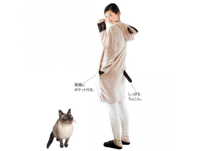 Wow, Piyama Bertema Kucing ini Katanya Sangat Nyaman loh!