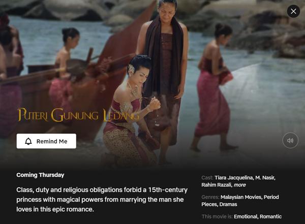 Movie terbaru di Netflix