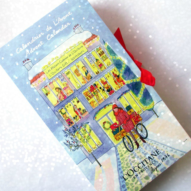 Loccitane en provence beauty advent calendar review 2016 polka the calendar is available to buy from loccitane online and in store now priced at just 42 with 80 worth of products inside its excellent value for solutioingenieria Choice Image