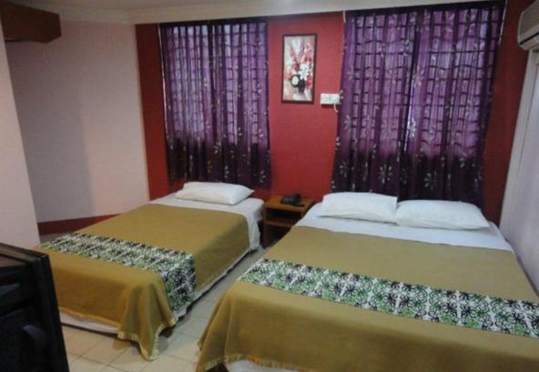 deluxe room kapit hotel