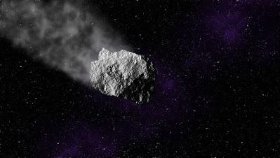 NASA CONFIRMA EL SOBREVUELO DE UN GRAN ASTEROIDE