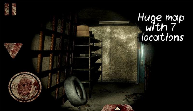 تحميل لعبة الرعب حديقة الموت death park المخيفة جذا للاندرويد