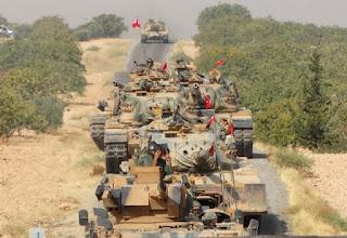 Η Τουρκία απειλεί Κούρδους, η Συρία την Τουρκία κι οι ΗΠΑ μένουν ψύχραιμες