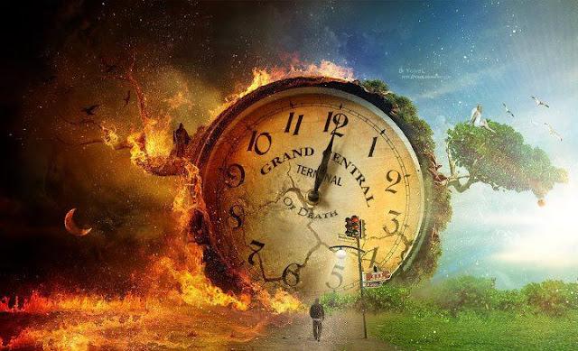 Vreme, Raj i pakao