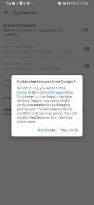 منصة جوجل شات Google Chat تصل إلى العديد من الدول