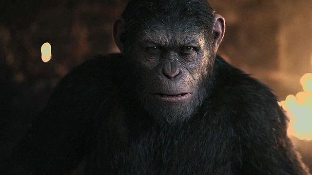 Fotograma: La guerra del planeta de los simios (2017)