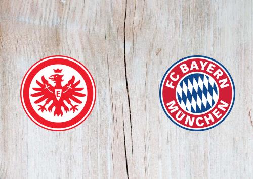 Eintracht Frankfurt vs Bayern Munich -Highlights 2 November 2019