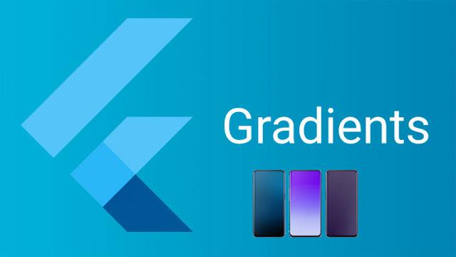 flutter gradient examples widgets
