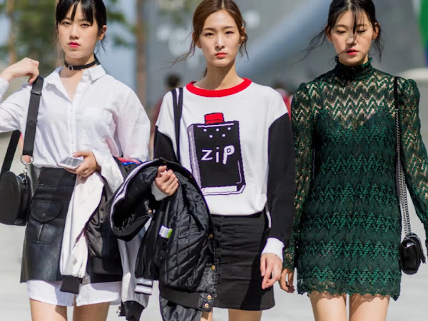 Why I love Korean fashion & Korean fashion guide for you!