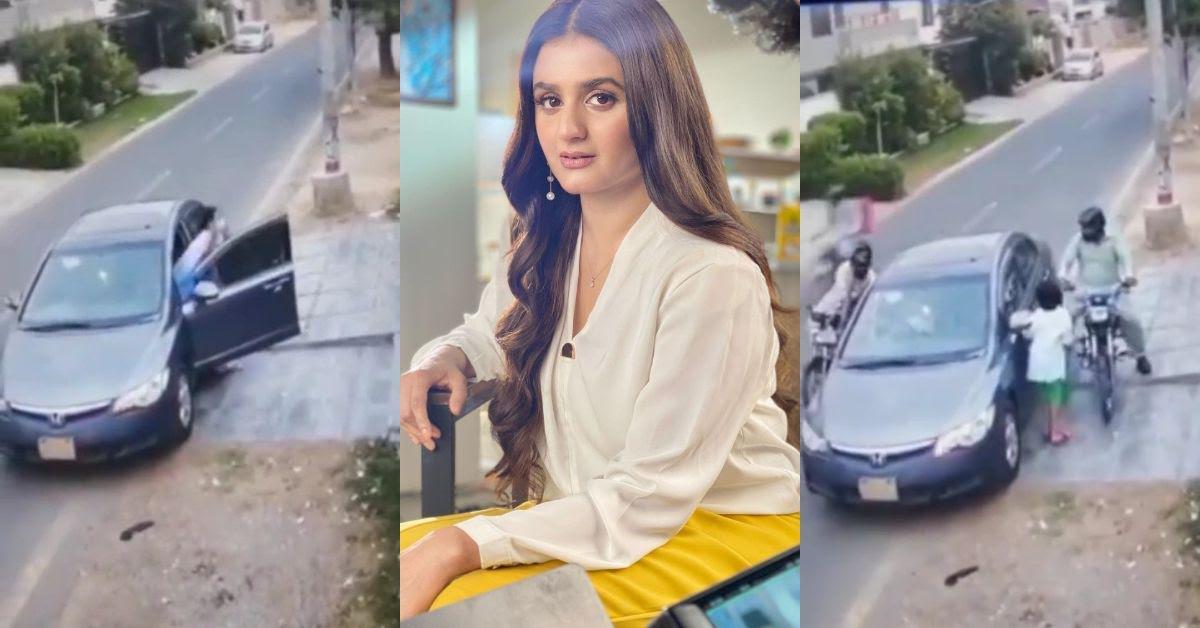 Hira Mani and her Kids got Mugged at Gun Point in Karachi