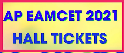 AP EAMCET 2021: APCET Hall Ticket 2021, AP EAMCET Admit Card@sche.ap.gov.in