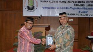 Alumni FPUA Kerap Beri Masukan Bagi Pemko Padang